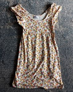 NWOT! Urban Outfitters floral baby doll mini dress